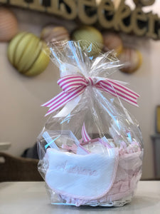 Gift Basket - New Baby, Baptism, 1st Birthday, Easter