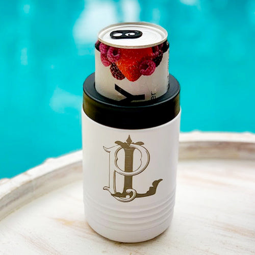 Stainless Steel Insulated Beverage Holder Koozie Huggie