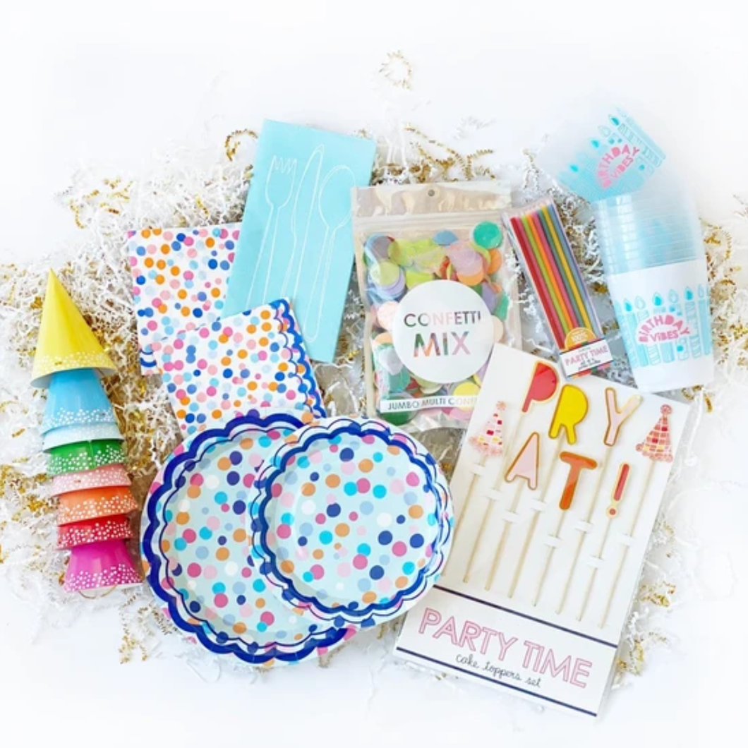 Hey! Hey! It's Time For A Birthday! - Birthday Gift Box Set