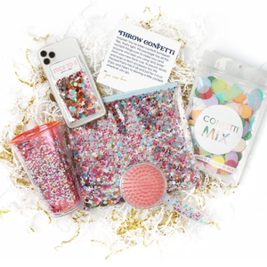 YAY! Confetti All Day - Gift Box Set