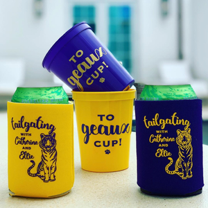 Create Your Own Custom 16 oz. Stadium Cups