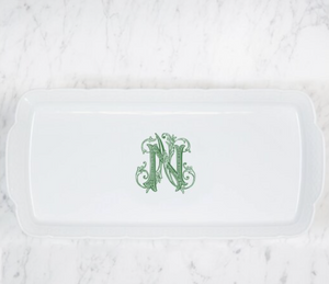 Nicholas Weave Hostess Platter - Personalized