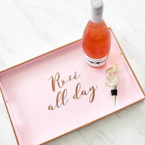 Rosé All Day Tray