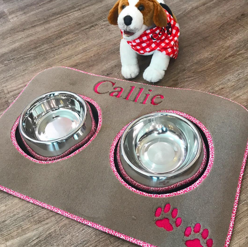Custom Pet Mat