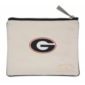 Georgia Game Day Pouch
