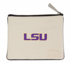 LSU Game Day Pouch