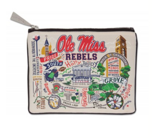 Ole Miss Game Day Pouch