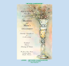 """Methode Champensoise"" Party Invitation"
