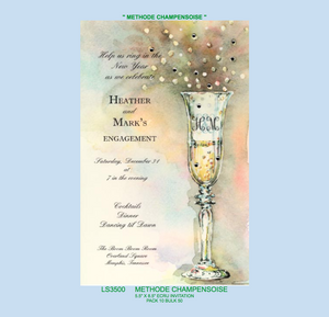 """Methode Champensoise"" Invitation"