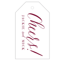 Personalized Gift Tag - T10