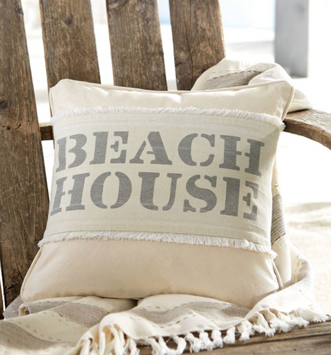 Beach House Pillow Wrap