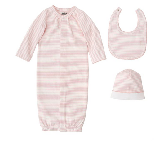 Pink Layette Infant Gift Set