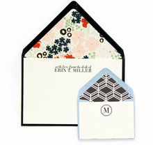 Notes & Enclosure Cards - Design 43
