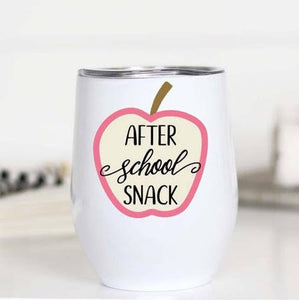 Afternoon Snack Drink Cup Tumbler
