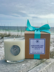 Another Day In Paradise Candle, 11 oz
