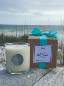 Be On The Coast Candle, 11 oz