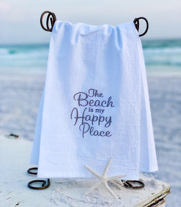 Beach Tea Towel