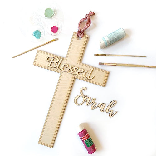 Cross Take It & Make It Craft Kit