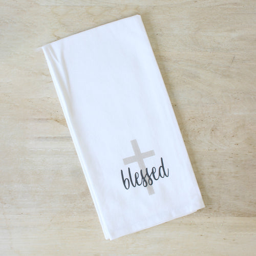 Blessed Hand Towel