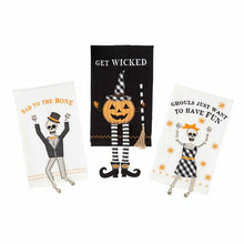 Get Wicked Ppmkin Dangle Towel