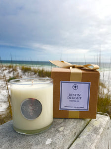 Destin Delight Candle, 11 oz
