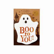 Ghost Halloween Paper Napkins - Set of 20