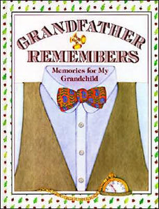 """Grandfather Remembers"" Book"