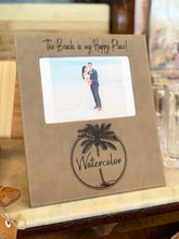 Leather Picture Frame - Location