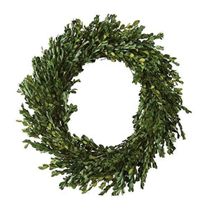 Southern Boxwood Wreath