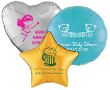 Personalized Mylar Balloons