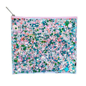 Sugar Rush Confetti Everything Pouch