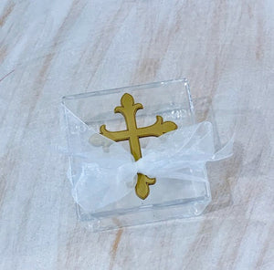 Have Faith Acrylic Prayer Box