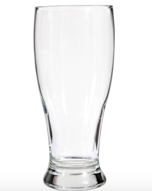 Brennan Collection Pilsner Pub Beer Glasses
