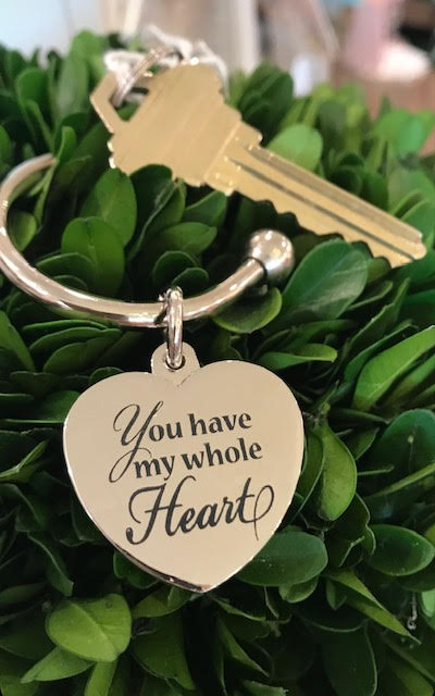 Sweetheart Key Chain