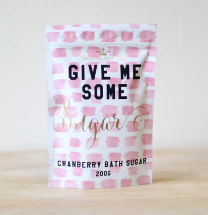 "Southern Give Me Some Sugar Bath ""Sugar"" Salt"
