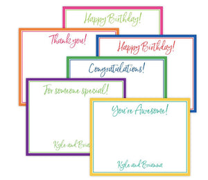 Personalized Celebration Cards