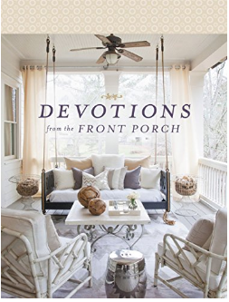 Devotions From the Front Porch Book