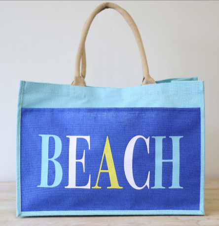 Life's A BEACH Bag Tote