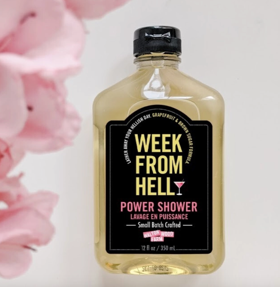 Week from Hell Power Shower