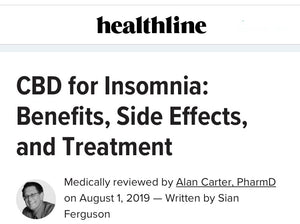 Want to try CBD for Insomnia?