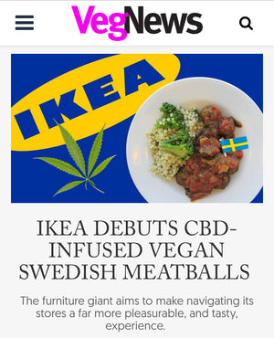 IKEA Wants To Add CBD To Your Shopping Experience!