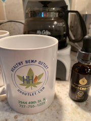 CBD and coffee if you are looking for CBD oil near you in Saint Pete we are close