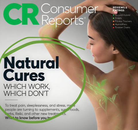 Consumer reports natural cures CBD