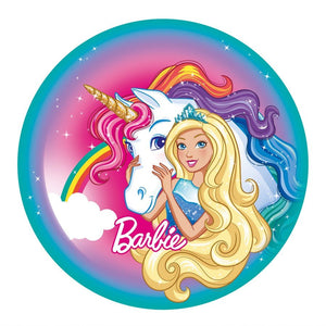 Barbie Dreamtopia Plates 23cm
