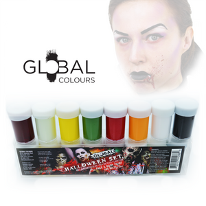 Halloween Face Paint Set - Global Colors