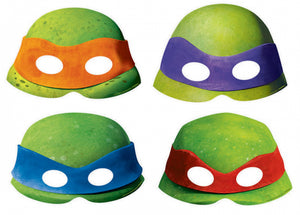 TMNT Party Masks
