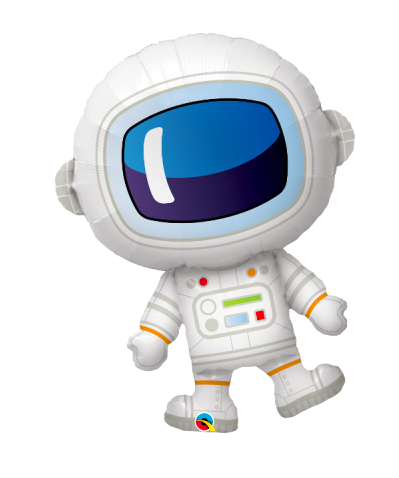 Astronaut Foil Balloon Supershape