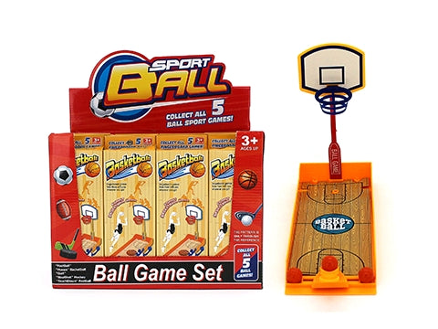 Basketball Fingerboard Game