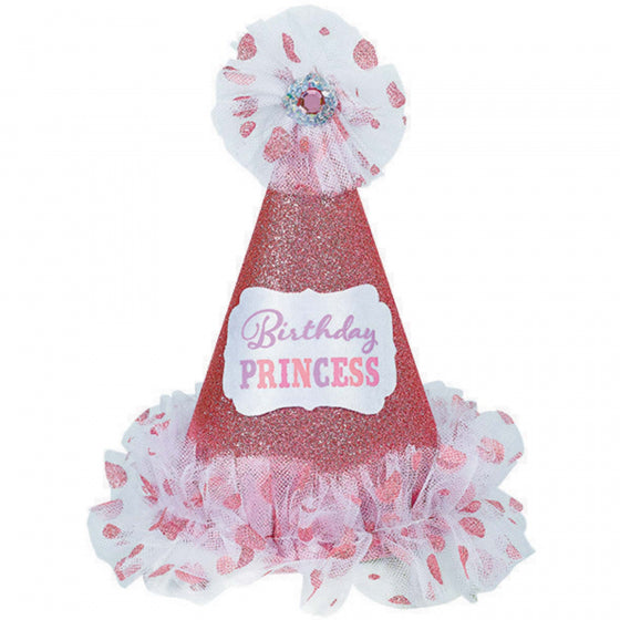 Birthday Princess Deluxe Party Hat