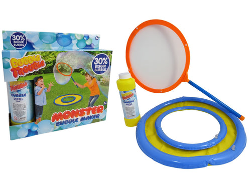 Monster Bubble Maker